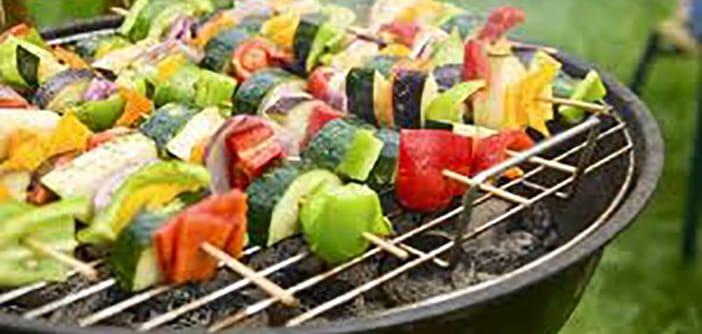 Como preparar una barbacoa vegetariana consejos para - Como organizar una barbacoa ...