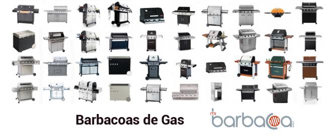 Barbacoas de gas en mibarbacoa.com
