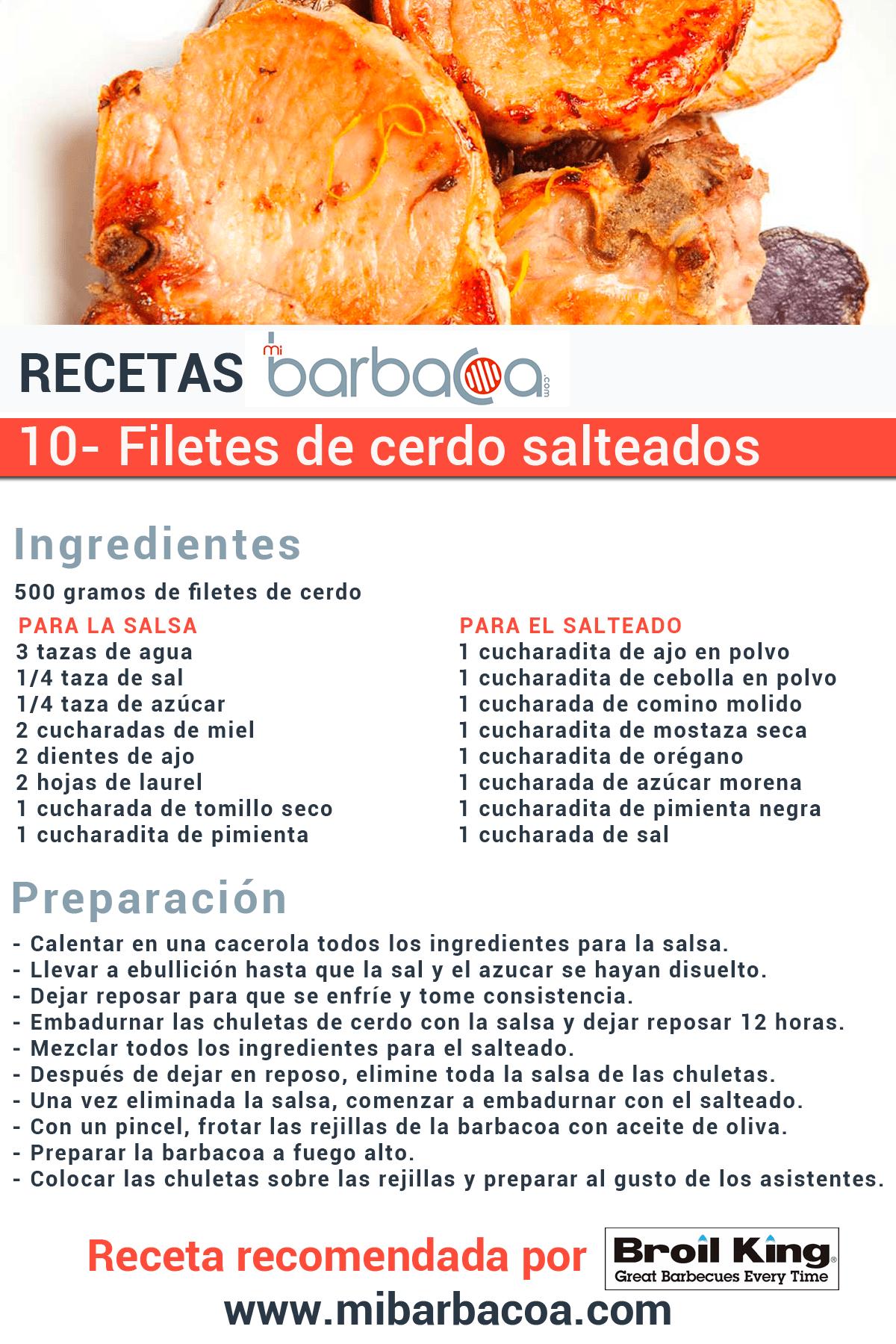 Recetas para barbacoa recomendadas - Blogs de cocina facil ...