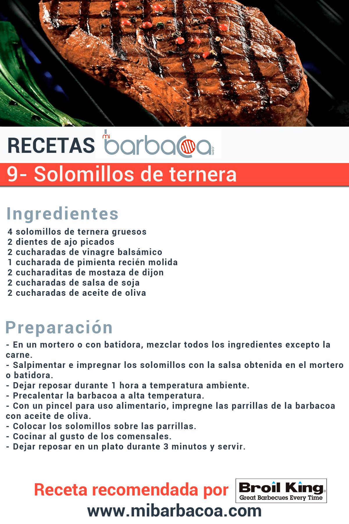 Recetas para barbacoa recomendadas for Ingredientes para preparar barbacoa