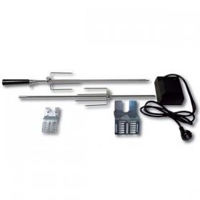 Kit Rustidor Universal para barbacoas 71560 de Imex El Zorro