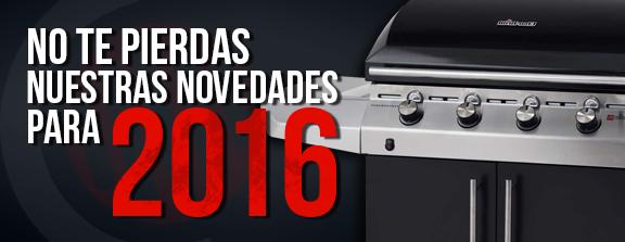 barbacoas novedades 2016 mibarbacoa