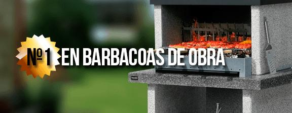 Somos expertos nº 1 en España en Barbacoas de obra