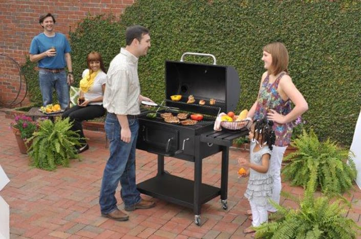Coreline Charcoal Grill 800