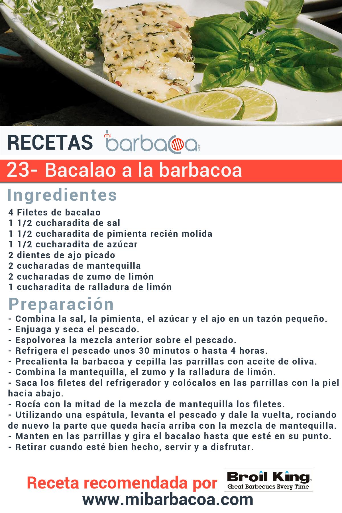 Preparar platos barbacoa