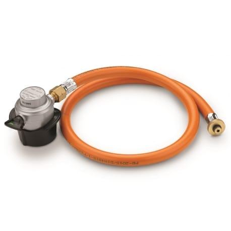 Kit Regulador Gas con Manguera 90 cm Weber