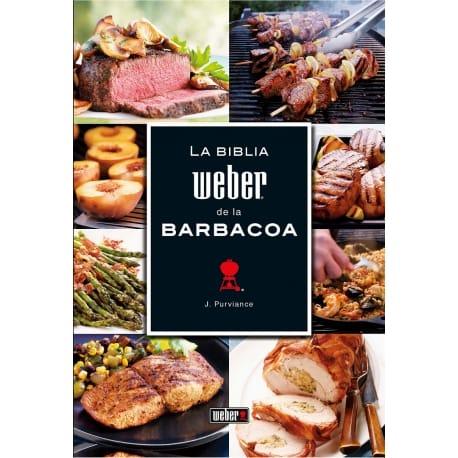 "Libro ""La Biblia Weber de la Barbacoa"""
