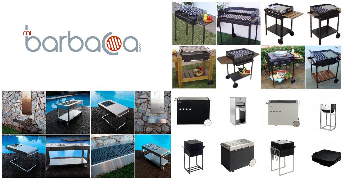 barbacoa - barbacoas - mibarbacoa - Imor - Fesfoc - Design House - Parrillas
