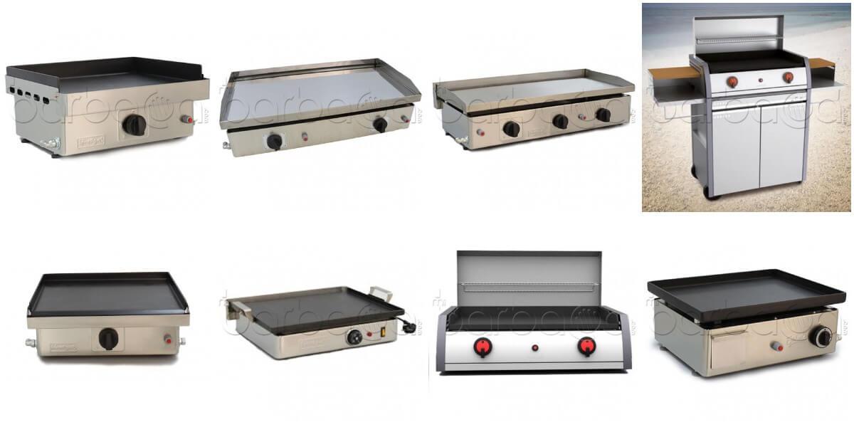 planchas para cocinar y planchas para asar