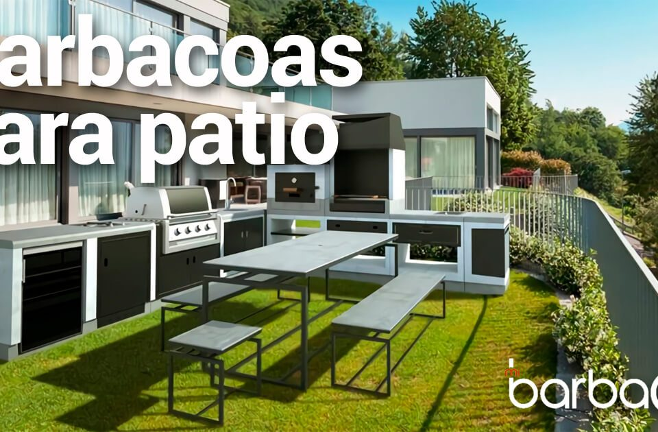 Imagen de una de nuestras barbacoas para patio. En mibarbacoa.com Barbacoas para patio - barbacoa - barbacoas - patio - terraza - portatil