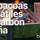Imagen de una de nuestras barbacoas portátiles de carbón y leña. En mibarbacoa.com barbacoas portatiles de carbon y leña - barbacoa - barbacoas - carbon - leña