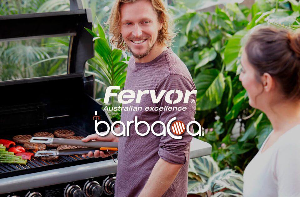 Fotografía de un plato de comida elaborado con las barbacoas Fervor. Fervor BBQ - Fervor barbacoas - barbacoas - barbacoa fervor - fervor españa